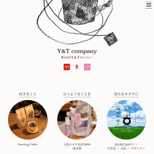 Y&Tカンパニー 様